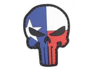 5Star Lone Star Punisher Patch