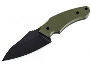 Hoback Knives Shepherd Backup Knife (OD Green)