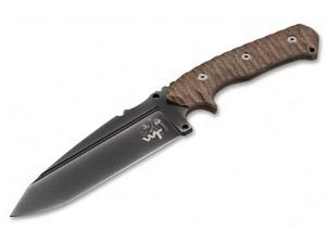 Wander Tactical Smilodon Survival / Outdoor Messer