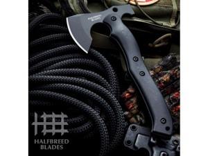 Halfbreed Blades CRA-01 Compact Rescue Axe (Schwarz)