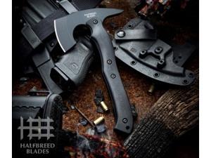 Halfbreed Blades CRA-02 Compact Rescue Axe (Schwarz)