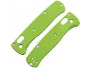 Flytanium G10 Lime Griffschalen Benchmade Bugout