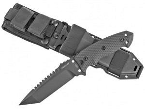 Hogue EX-F01 Fixed Tanto (Black)
