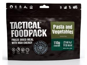 Tactical Foodpack Gemüse-Pasta (513 Kcal)