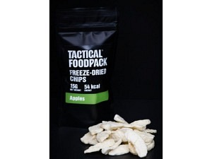 Tactical Foodpack Freeze-Dried Apple Chips (54 Kcal)