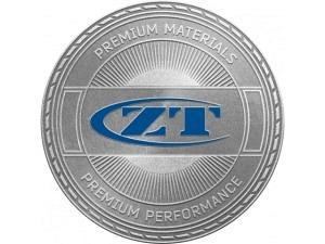 Zero Tolerance Challenge Coin