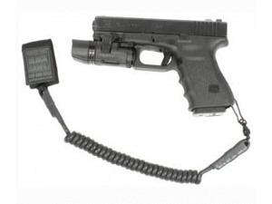 Blackhawk Spiralkabel für Handfeuerwaffen (Swivel)