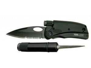 Toollogic SL Pro 2 (Black)mit Diamantschärfer
