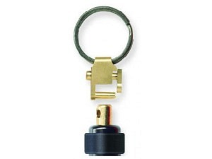 ASP Abnehmbarer Schlüsselringhalter