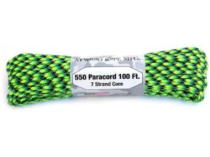 Fallschirmleine/Paracord 30m/300m (Gecko)