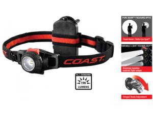 Coast HL7 Hochleistungs Stirnlampe