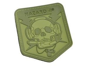 Hazard4 Skull Patch