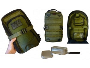 ESEE Izula Gear / Survival /SERE Bag