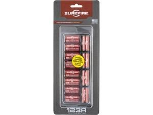 Sure-Fire CR123 12er Batterie Set