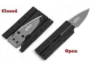 Wallet Ninja Credit Card Messer