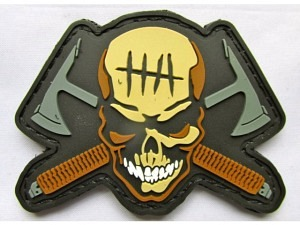 Hardcore Hardware Australia 2012 Morale Patch