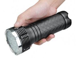 Mecarmy PT80 9600 Lumen USB Taschenlampe
